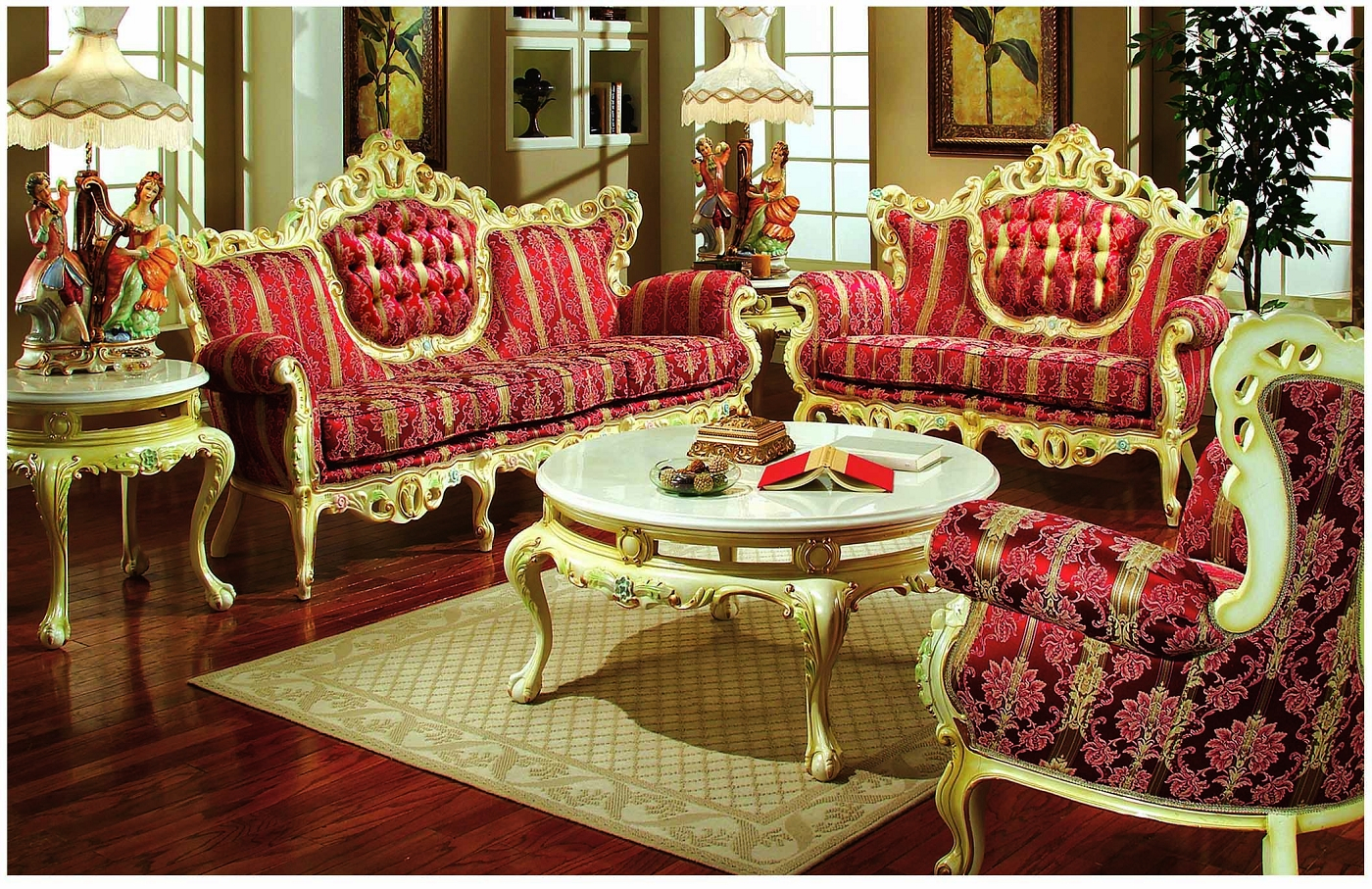 Josephine Sofa Set With Josephine Sofa Chairs (View 10 of 25)
