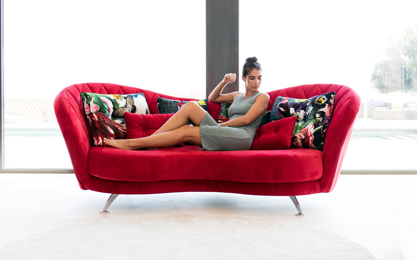 Josephine Sofa – Sofas And Modulars In Josephine Sofa Chairs (Image 10 of 25)