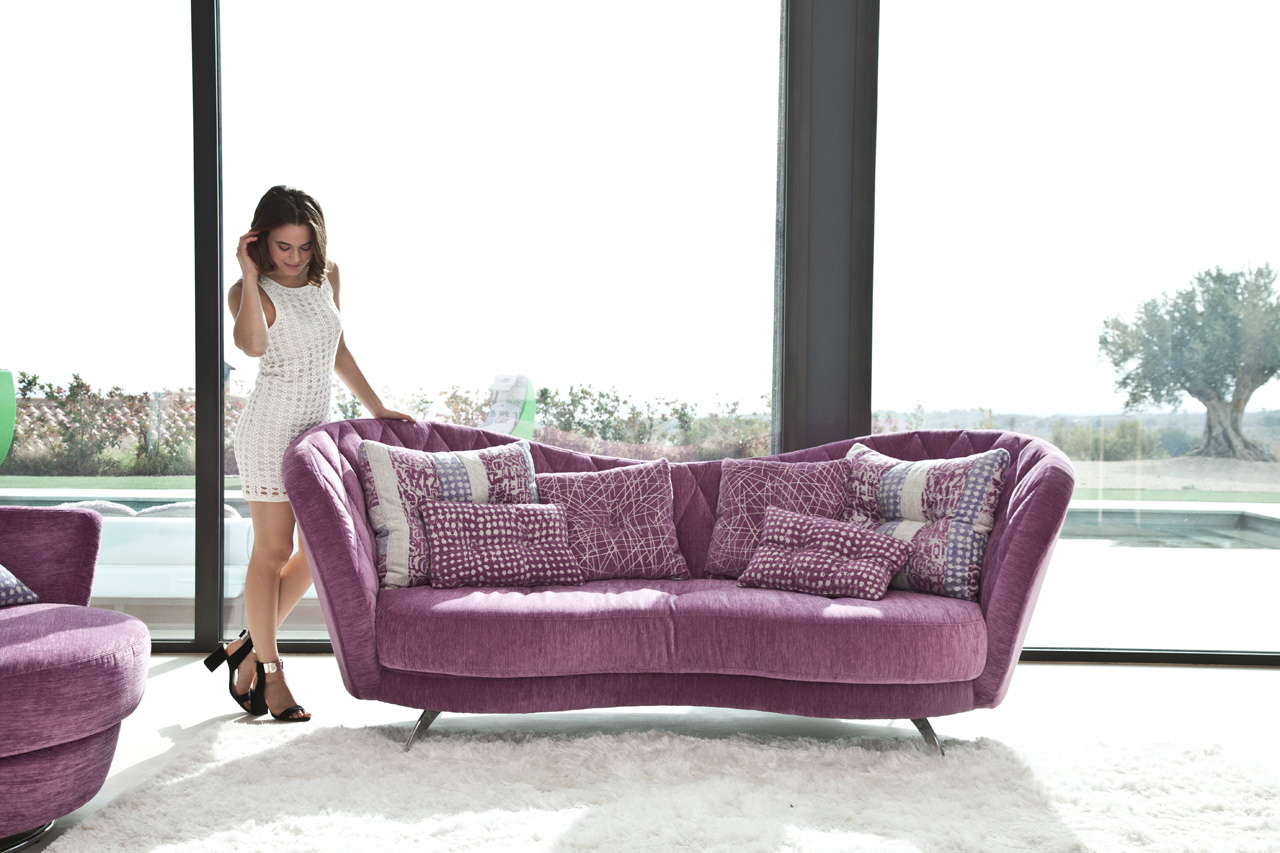 Josephine Sofa – Sofas And Modulars Inside Josephine Sofa Chairs (Image 12 of 25)
