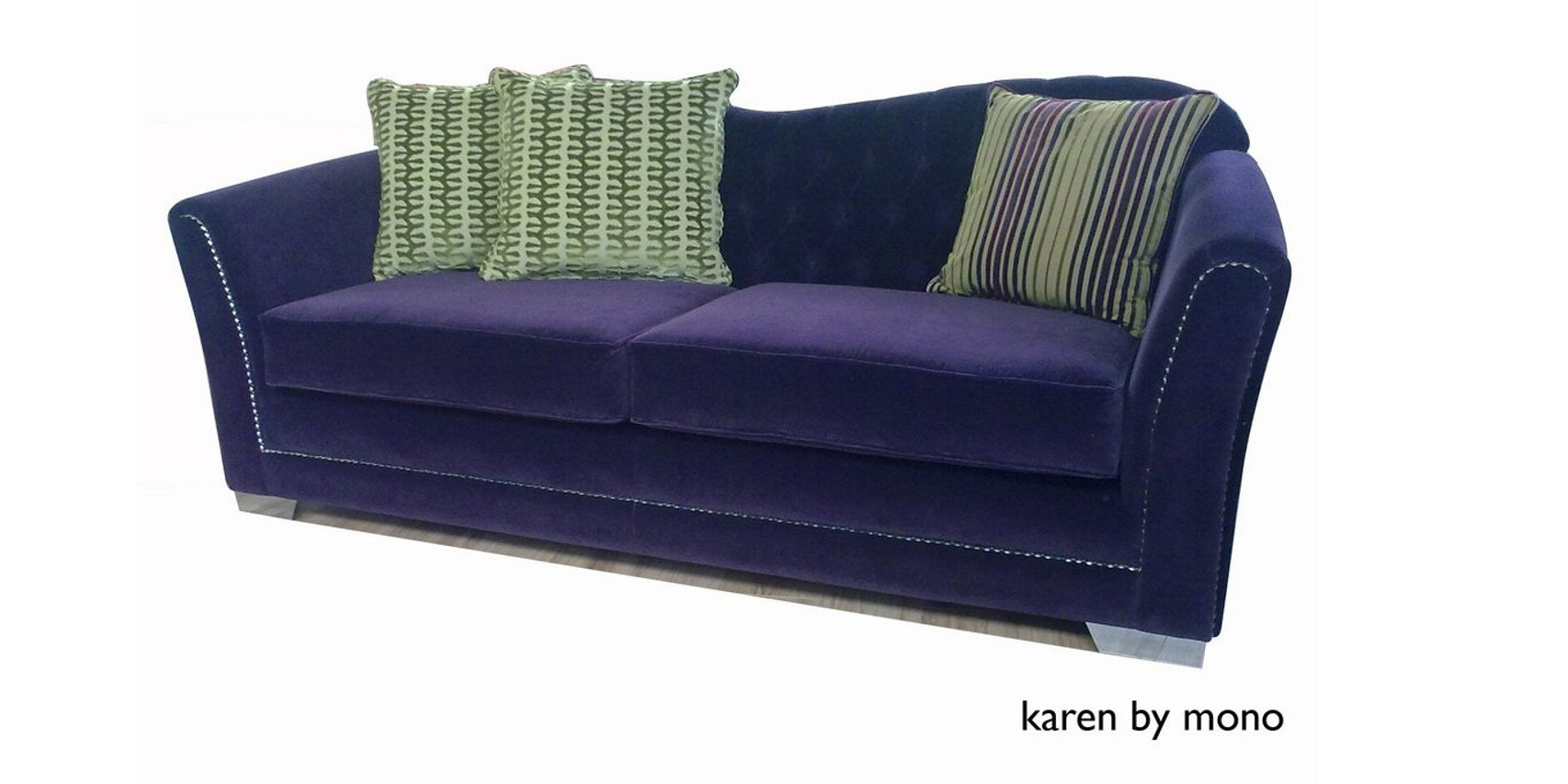 Karen Sofa - Mono Furniture within Karen Sofa Chairs