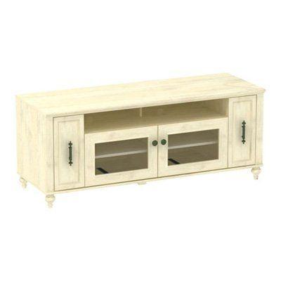 Kathy Ireland Officebush Furniture Volcano Dusk Driftwood Dreams For 2017 Abbott Driftwood 60 Inch Tv Stands (Image 11 of 25)