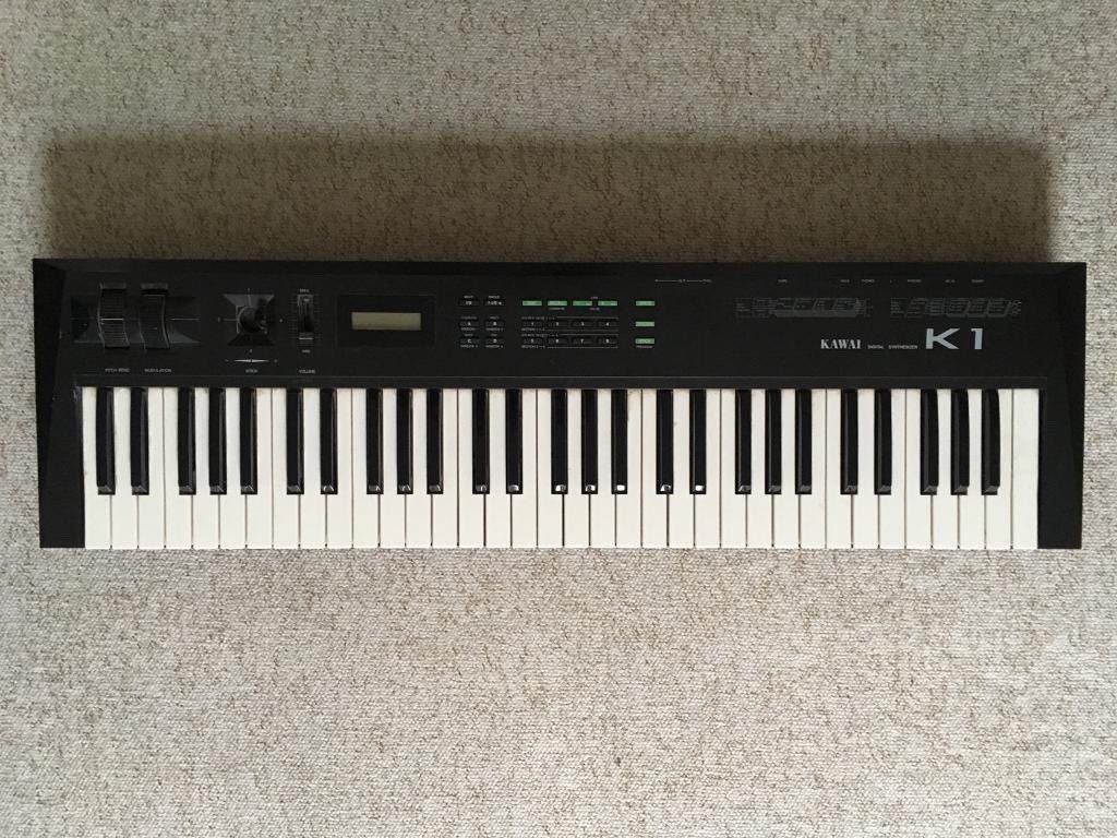 Kawai K1 Digital Synthesizer (80's) | In Clifton, Bristol | Gumtree Within Kawai Leather Swivel Chairs (Image 13 of 25)