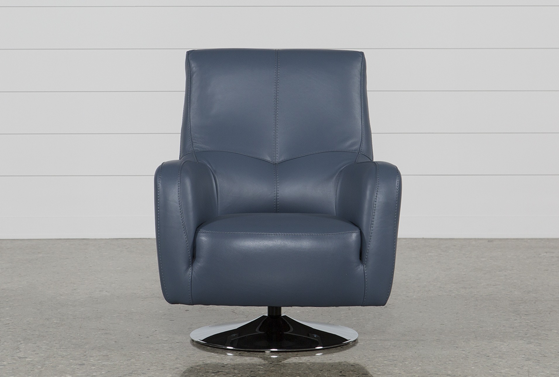 Kawai Leather Swivel Chair | Products | Pinterest | Leather Swivel Throughout Amala White Leather Reclining Swivel Chairs (View 8 of 25)