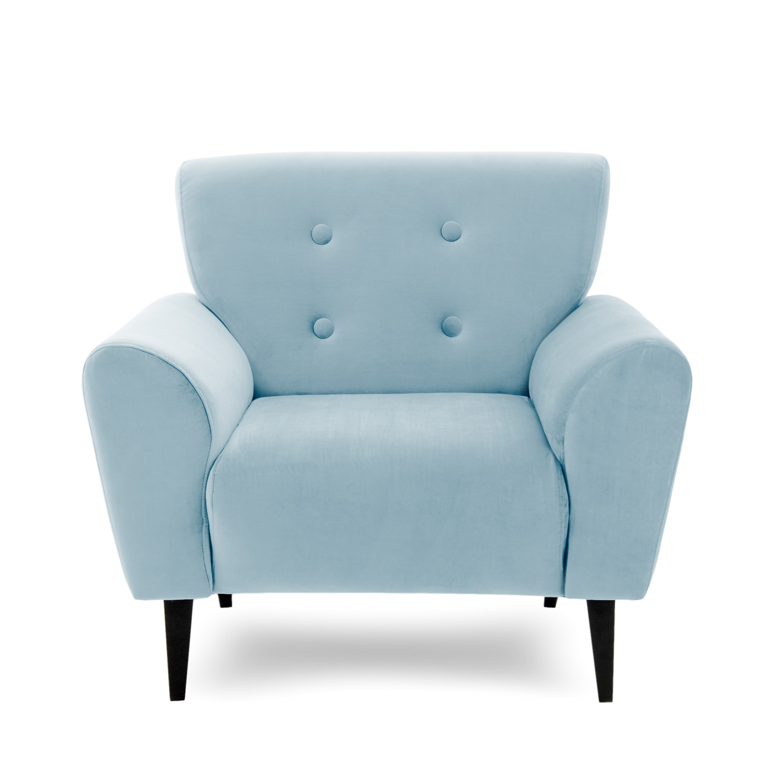 Kiara 1 Seater in Kiara Sofa Chairs