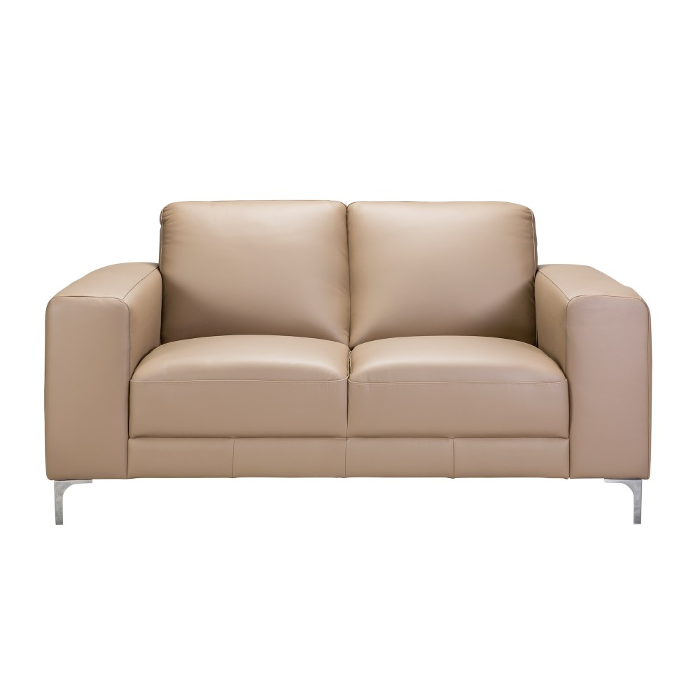 Kiara 2 Seater Love Seat Leather Throughout Kiara Sofa Chairs (Photo 7 of 25)