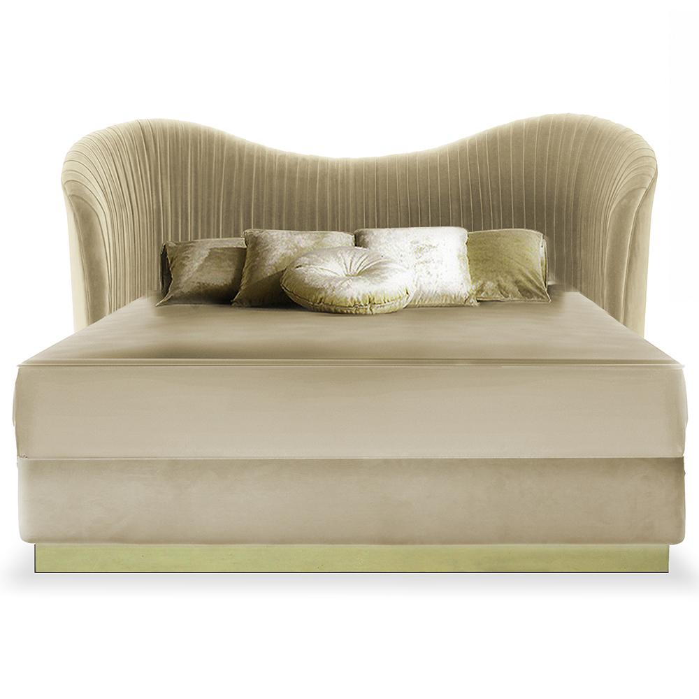 Kiara Kelly Luxury Bed – Robson Furniture Inside Kiara Sofa Chairs (Image 13 of 25)
