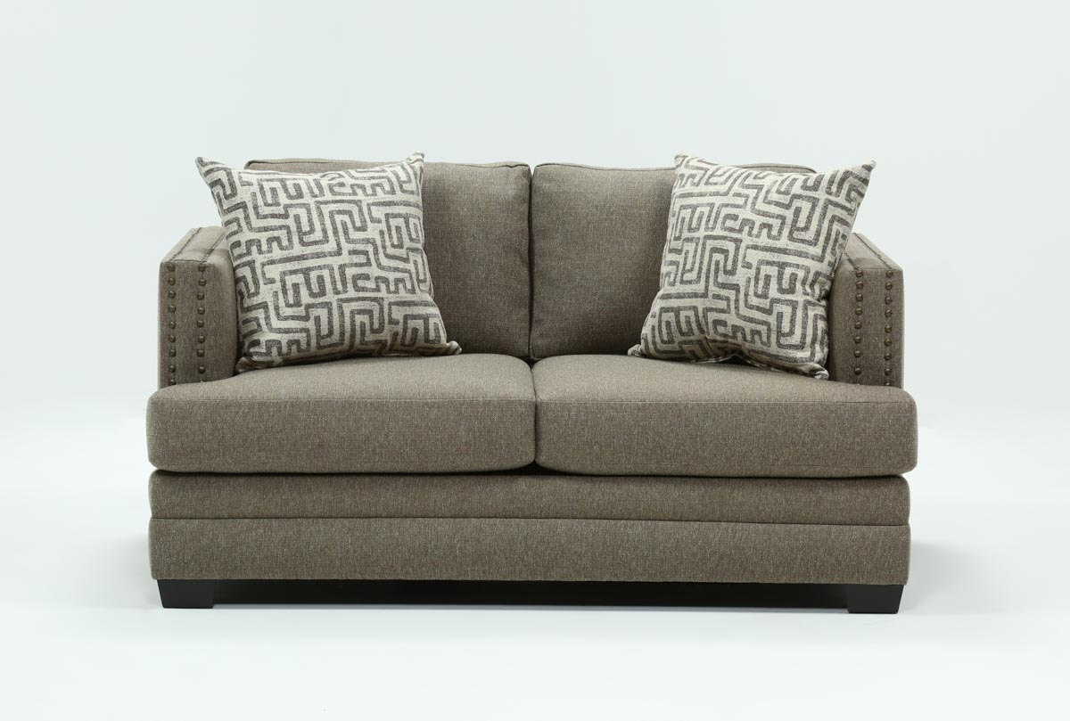 Kiara Loveseat | Living Spaces Inside Kiara Sofa Chairs (Photo 10 of 25)