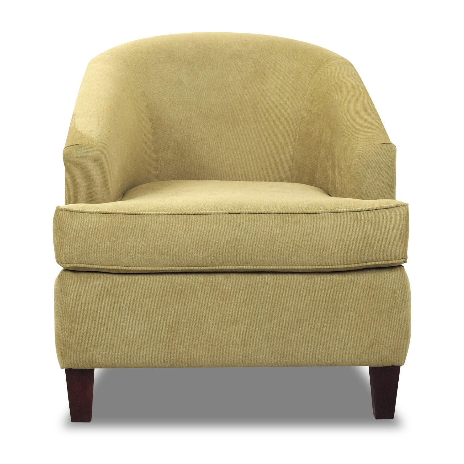 Klaussner Chairs And Accents K790 C Devon Accent Chair | Dunk Within Devon Ii Swivel Accent Chairs (View 19 of 25)