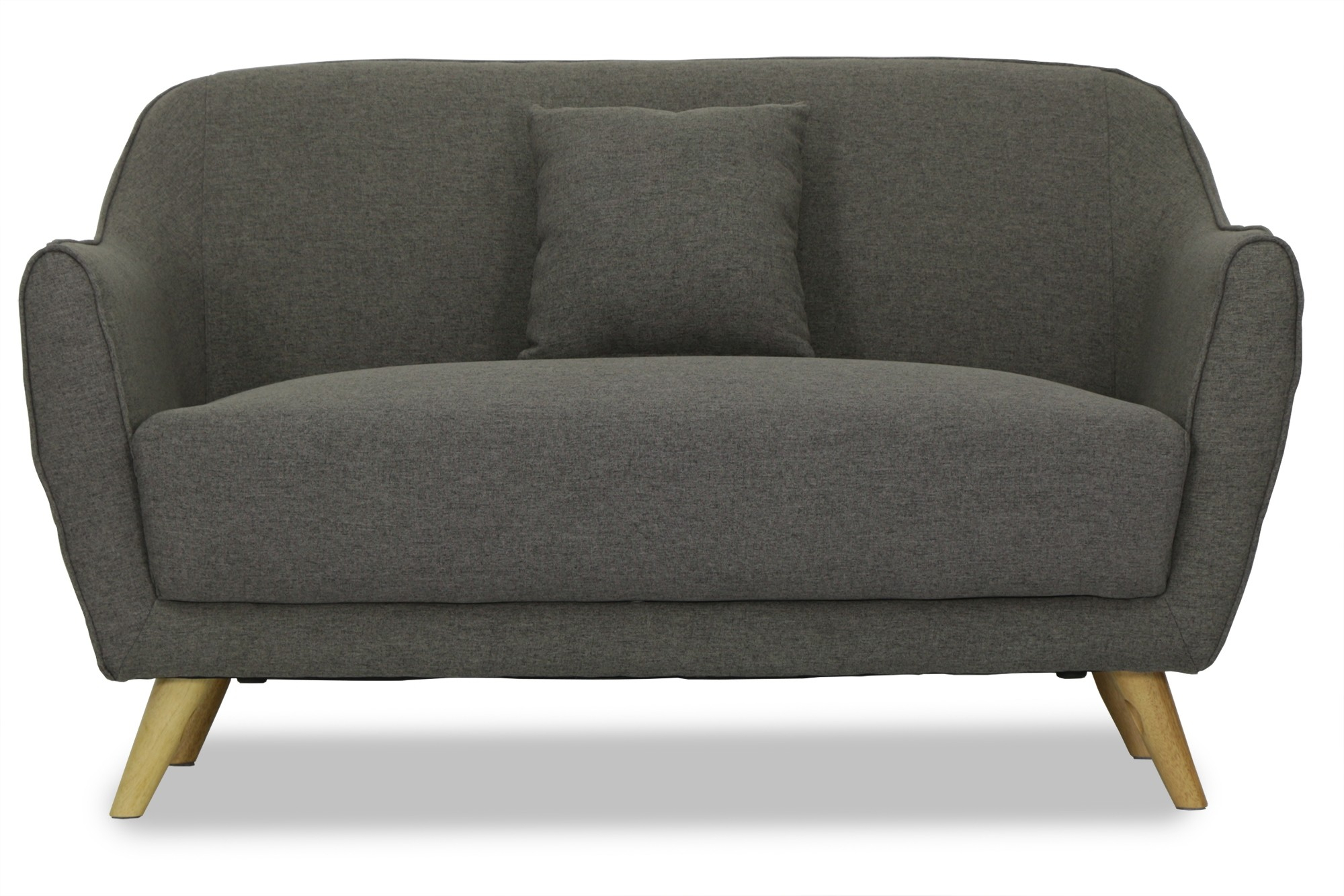 Kokoro Ii 2 Seater Sofa | Furniture & Home Décor | Fortytwo Intended For Gina Blue Leather Sofa Chairs (Image 15 of 25)