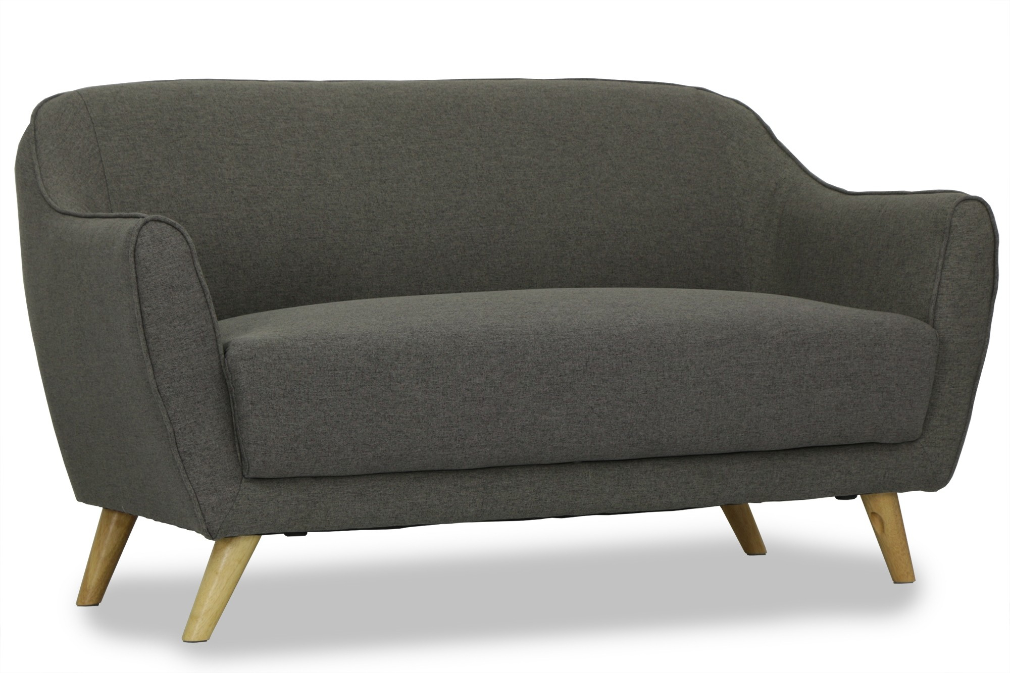 Kokoro Ii 2 Seater Sofa | Furniture & Home Décor | Fortytwo With Gina Blue Leather Sofa Chairs (Image 16 of 25)