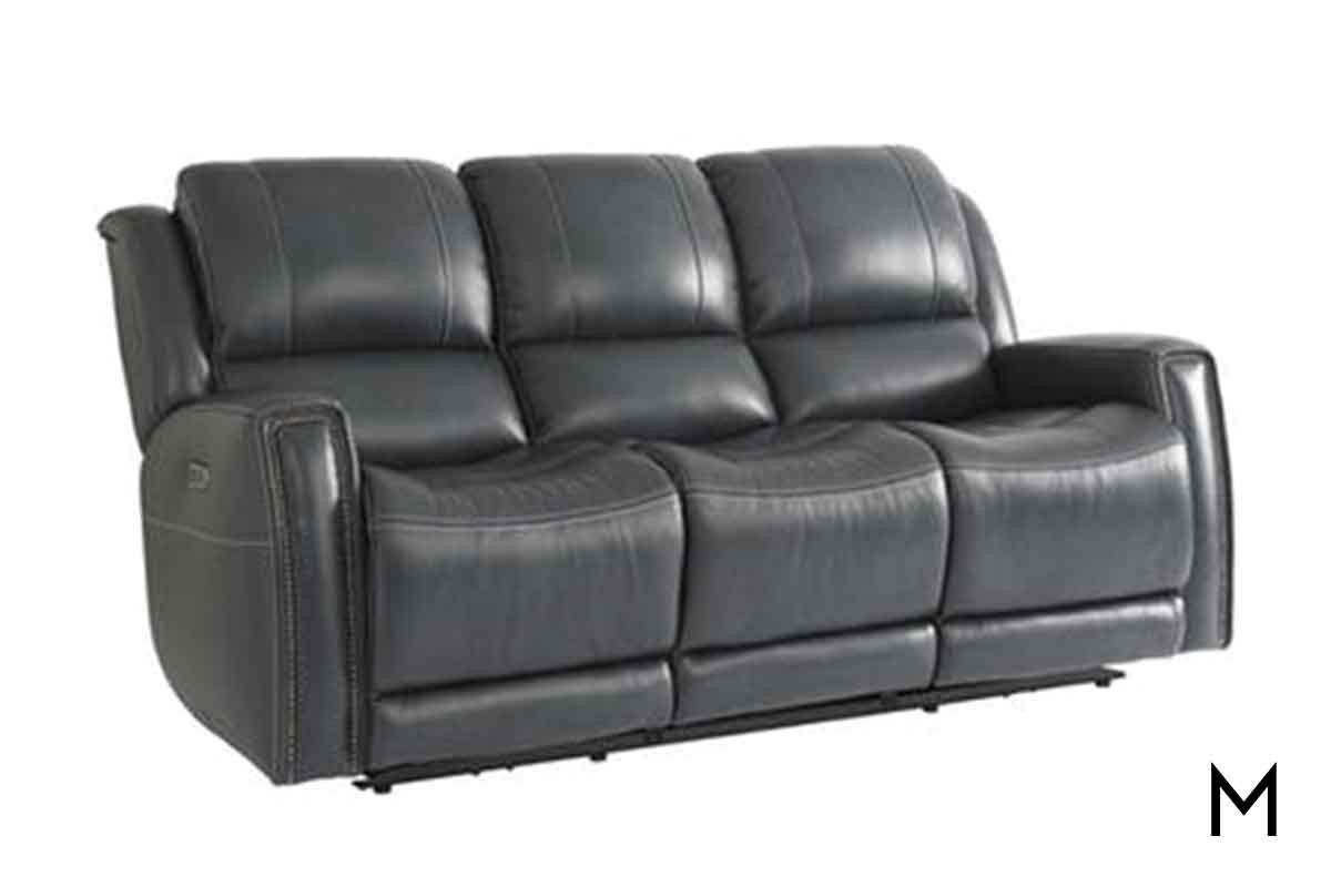 Landry Sofa | Indigo With Landry Sofa Chairs (View 8 of 25)