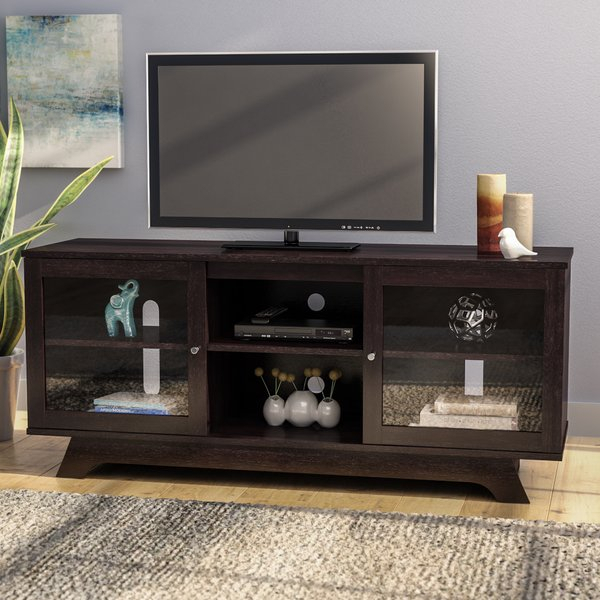 Latest Edwin Black 64 Inch Tv Stands for Whalen Tv Stand