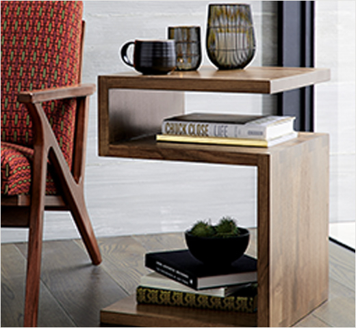 [%Latest Era Limestone Console Tables Inside Crate And Barrel: The Accent Table Sale Starts Now: Up To 20% Off|Crate And Barrel: The Accent Table Sale Starts Now: Up To 20% Off Inside Popular Era Limestone Console Tables%] (Image 1 of 25)