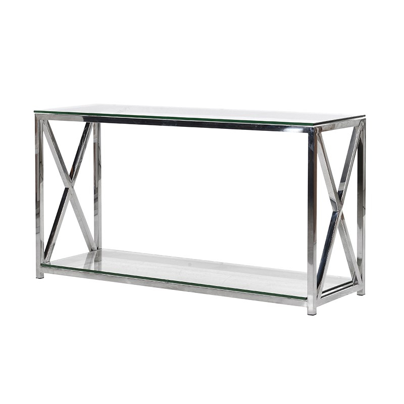 Latest Frame Console Tables Inside Terano X Ends Console Table – Upstairs Downstairs (View 7 of 25)