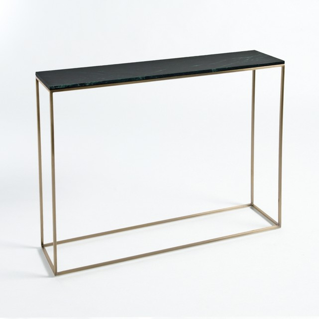 Latest Jacque Console Tables In Extraordinary Brass Console Table At Mahaut Marble Effect Am Pm La (View 25 of 25)