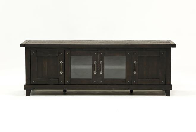Latest Jaxon 71 Inch Tv Stands With Jaxon 76 Inch Plasma Console (Image 2 of 4)
