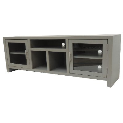 Latest Preston 66 Inch Tv Stands With 66 Inch Modern Contemporary Gray Tv Stand – Newport (Image 12 of 25)