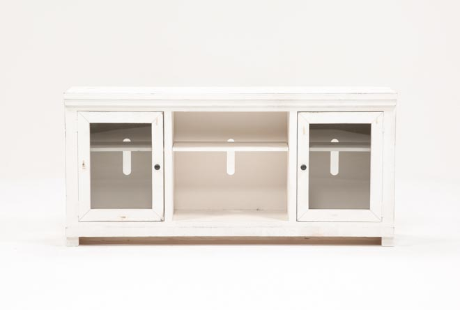 Latest Sinclair White 54 Inch Tv Stands Throughout Sinclair White 68 Inch Tv Stand (Image 6 of 25)