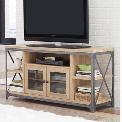 Laurel Foundry Modern Farmhouse Clair Tv Stand For Tvs Up To 66 Within Popular Casey Grey 66 Inch Tv Stands (Image 15 of 25)
