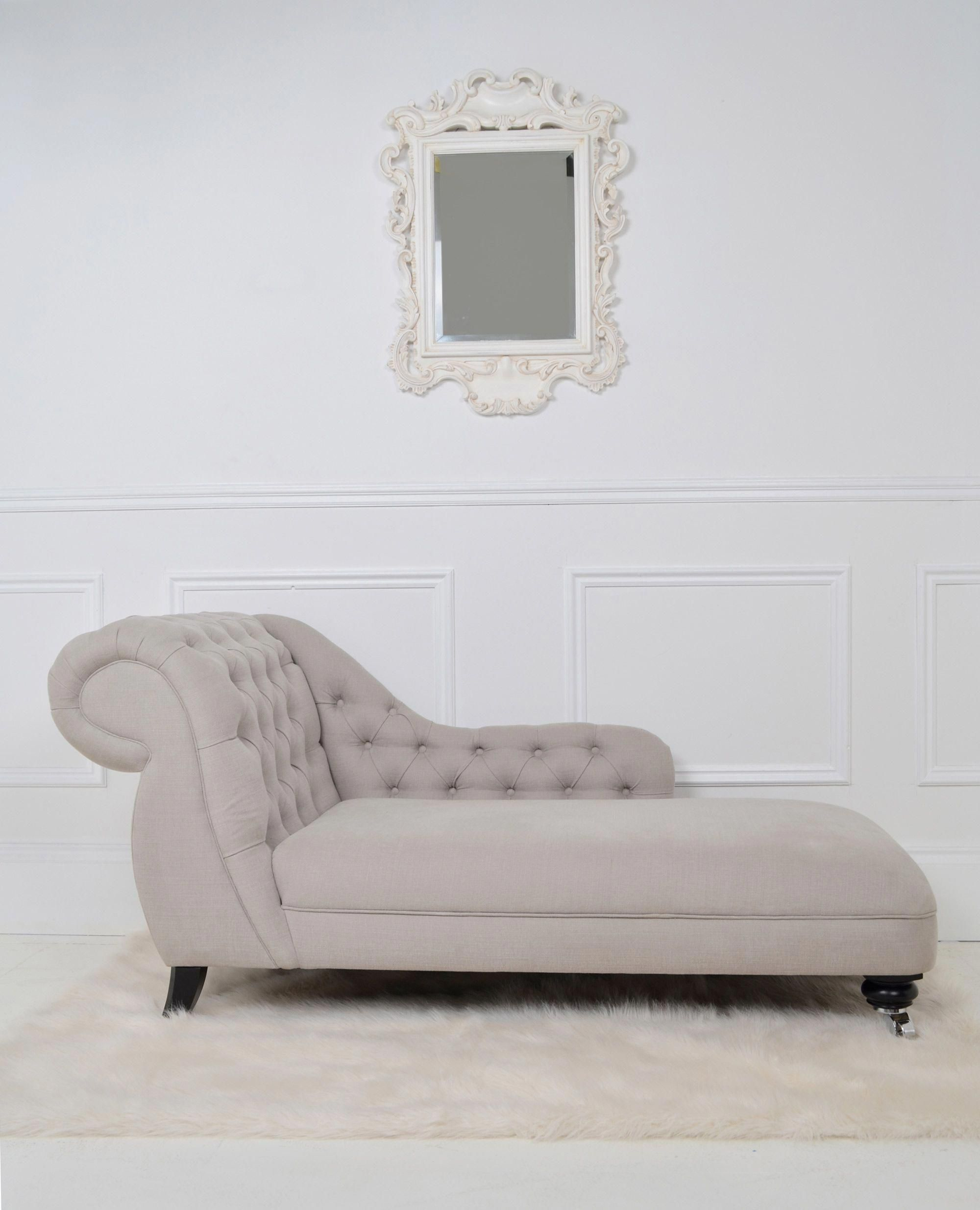 Laurent Chaise Longue #chaiselongue #lounge Chair #bedroomchair Throughout Ames Arm Sofa Chairs (View 22 of 25)