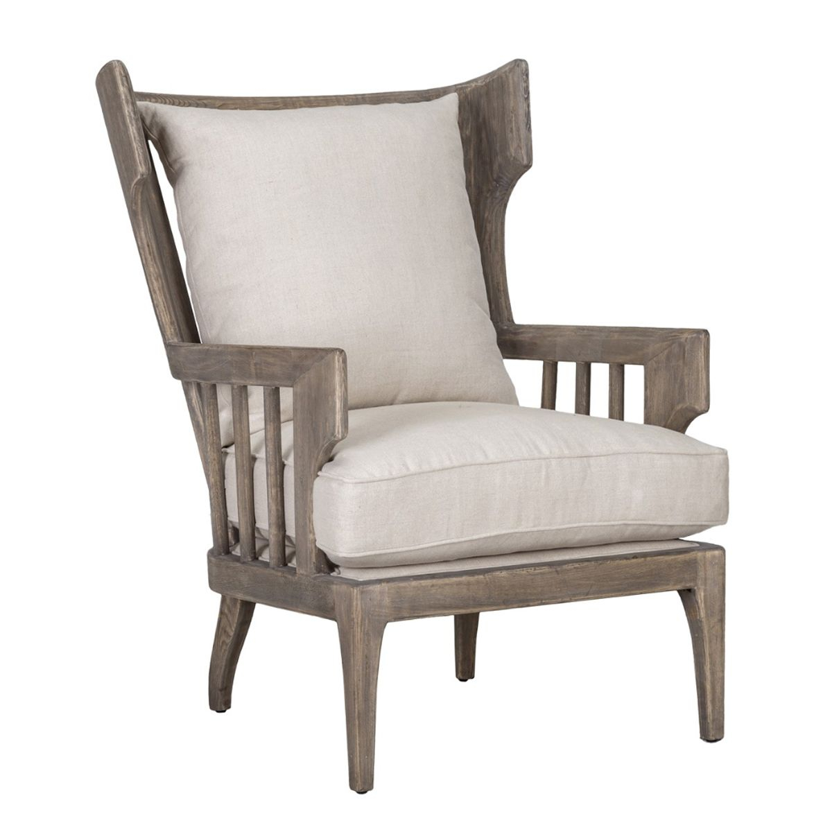 Lawrence Accent Chair | New Home | Pinterest Within Circuit Swivel Accent Chairs (View 4 of 25)