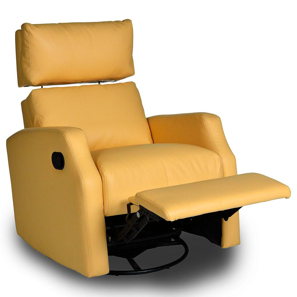 Leather Swivel Rocker Recliner And Its Benefits | For Decker Ii Fabric Swivel Rocker Recliners (Image 12 of 25)