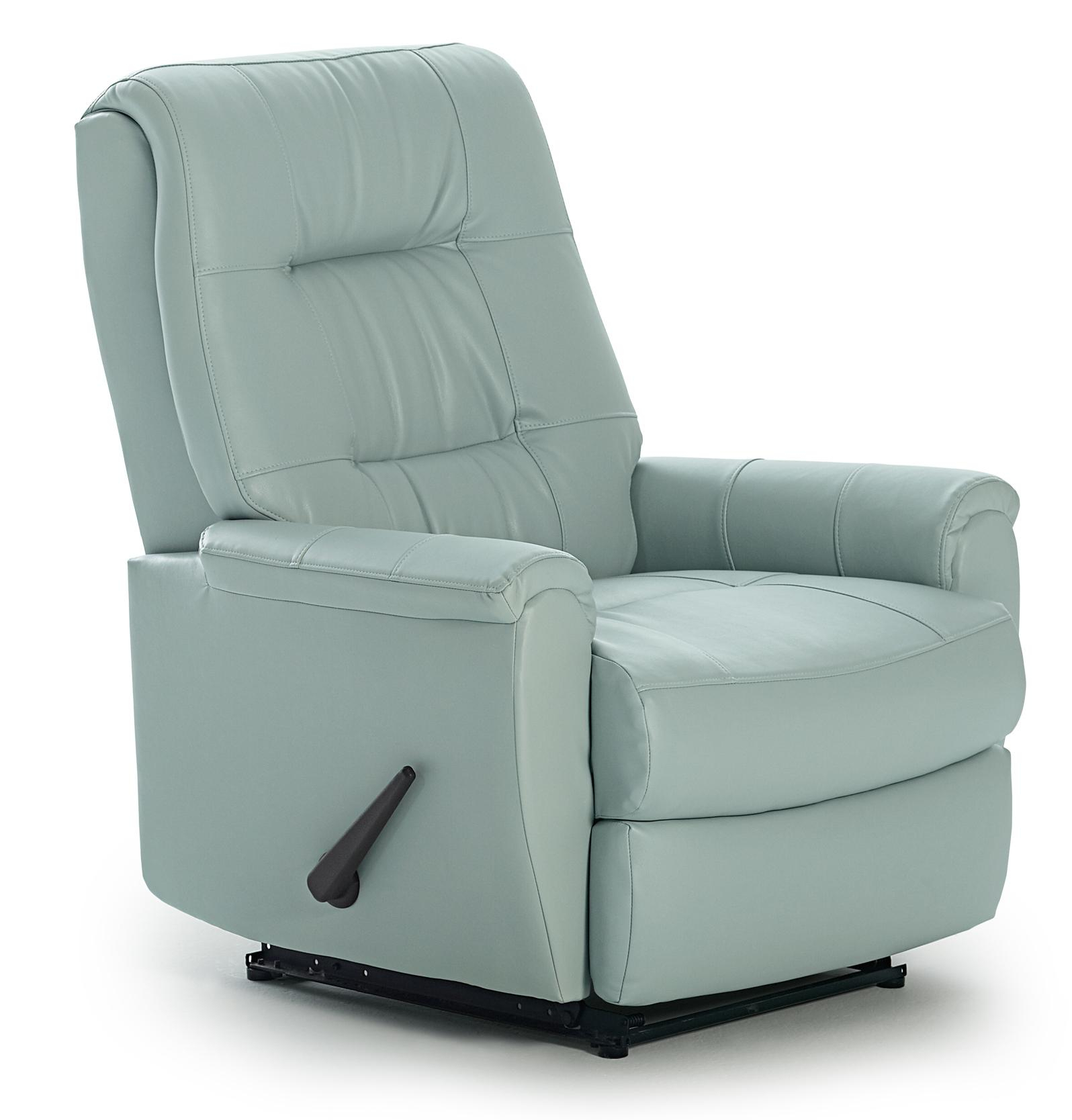 Leather Swivel Rocker Recliner And Its Benefits | With Regard To Decker Ii Fabric Swivel Glider Recliners (Image 19 of 25)