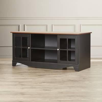 """Legrand 56"""" Tv Stand For Tvs Up To 55"""" & Reviews (Image 8 of 25)"""