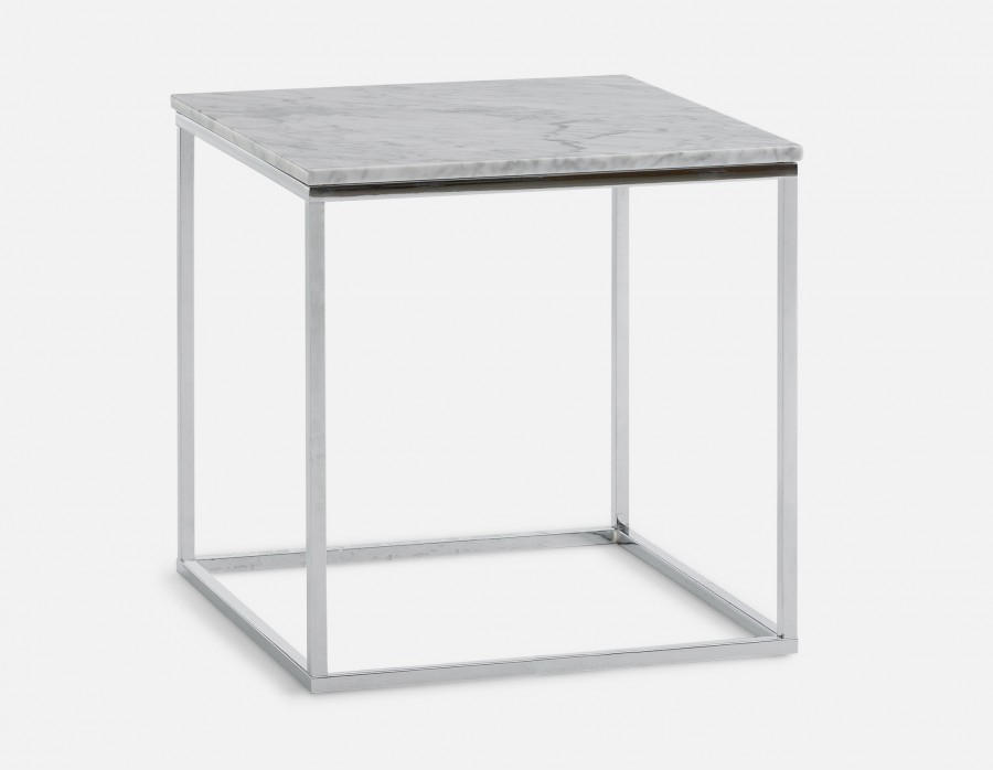 Leonardo Marble End Table Structube With Tables Decorations 11 Throughout Favorite Elke Marble Console Tables With Brass Base (Image 15 of 25)