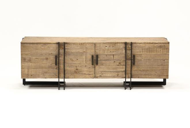 Living Spaces Pertaining To Recent Kai 63 Inch Tv Stands (View 10 of 25)