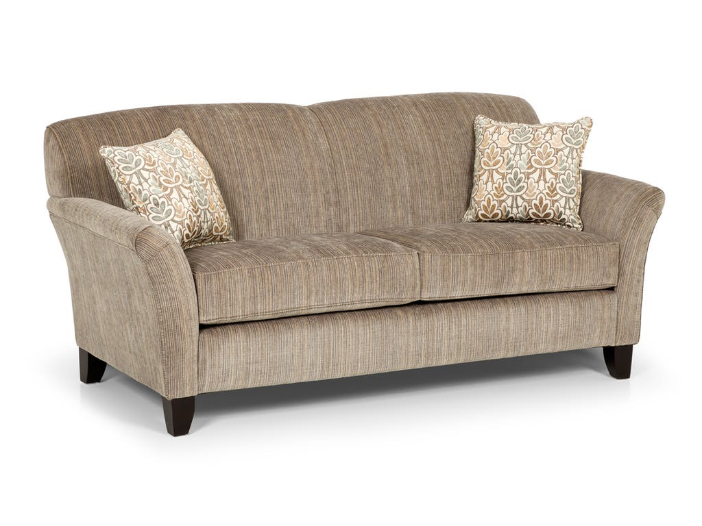 Loft Size Flare Arm Sofa – Homecrafters Furniture Mattresses Regarding Loft Arm Sofa Chairs (Image 15 of 25)