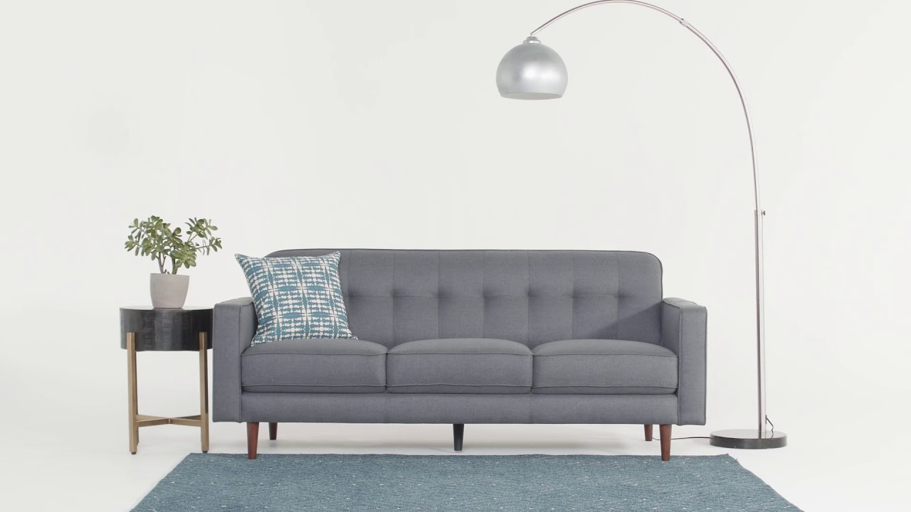 Featured Photo of London Dark Grey Sofa Chairs