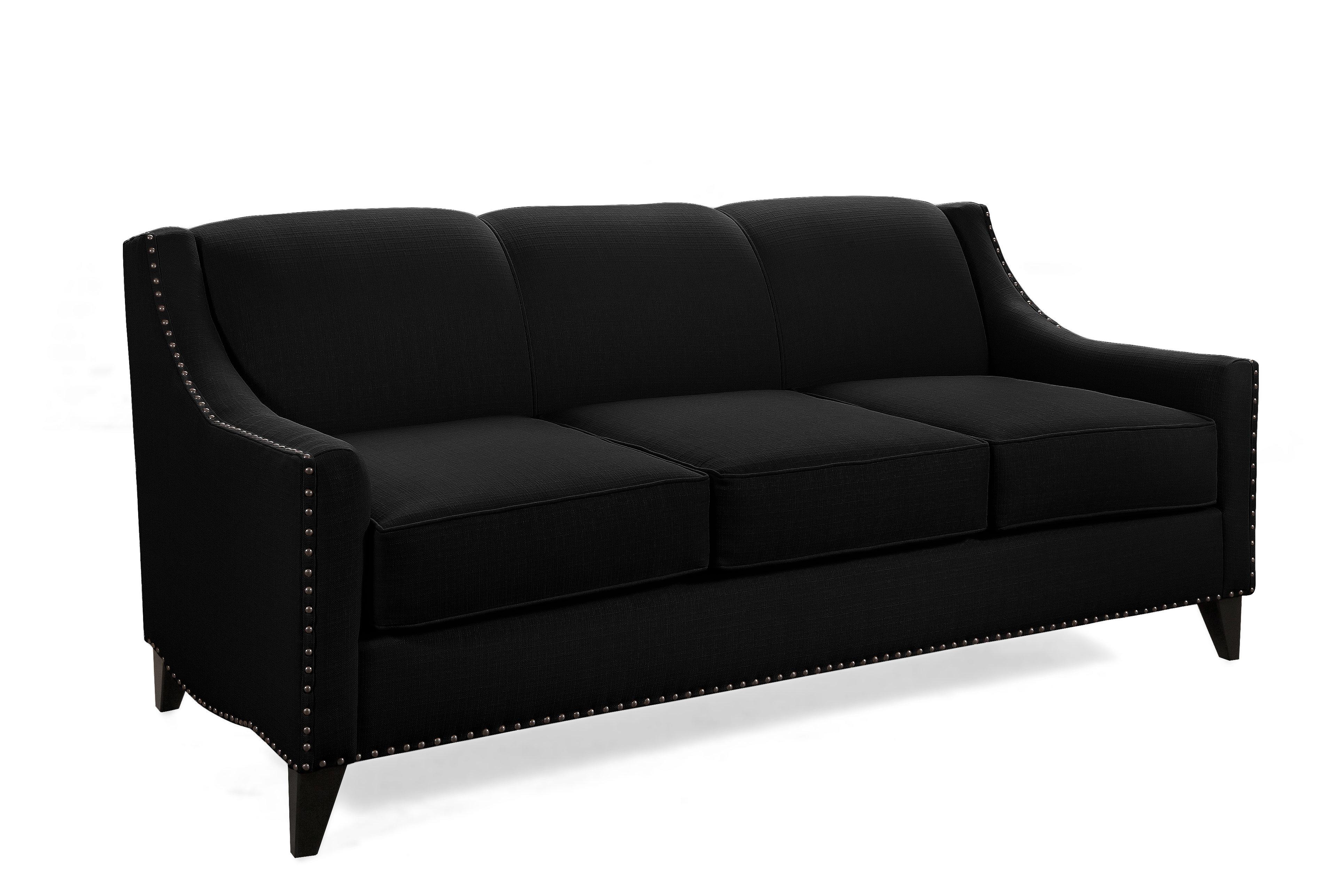 Loni M Designs Cameron Sofa | Wayfair Regarding Cameron Sofa Chairs (View 2 of 25)