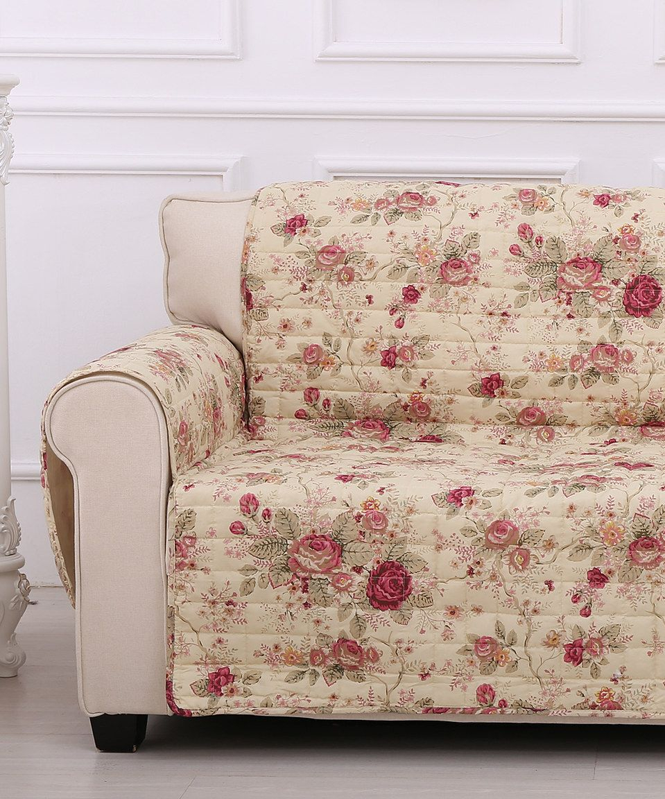 Look What I Found On #zulily! Abigail Sofa Covergreenland Home Within Abigail Ii Sofa Chairs (View 16 of 25)