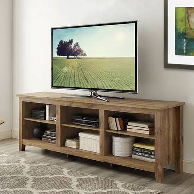 "Loon Peak Dodson Tv Stand For Tvs Up To 60"" & Reviews (View 11 of 25)"