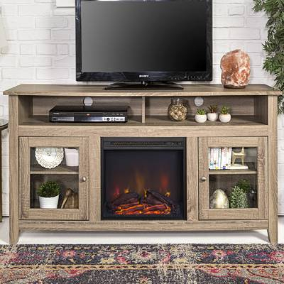 "Loon Peak Dodson Tv Stand For Tvs Up To 60"" & Reviews (View 8 of 25)"