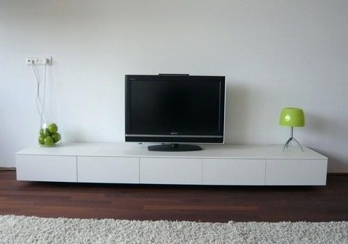 Low Tv Stand With Drawers – 1Vu For Well Known Modern Low Tv Stands (Image 12 of 25)