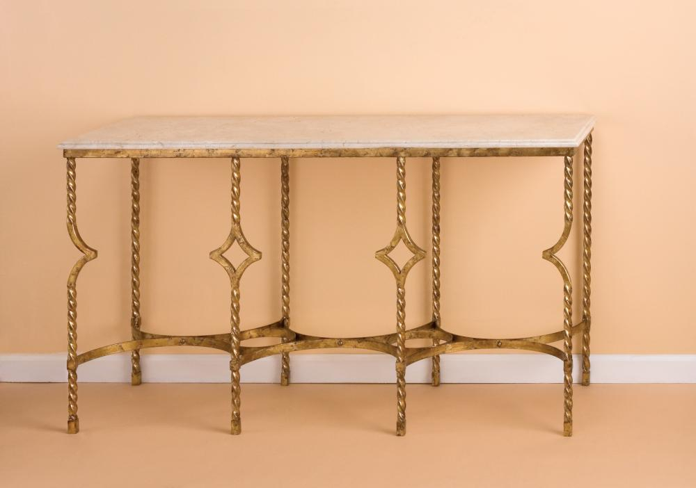 Lowe Lighting Within 2017 Jacque Console Tables (Image 18 of 25)