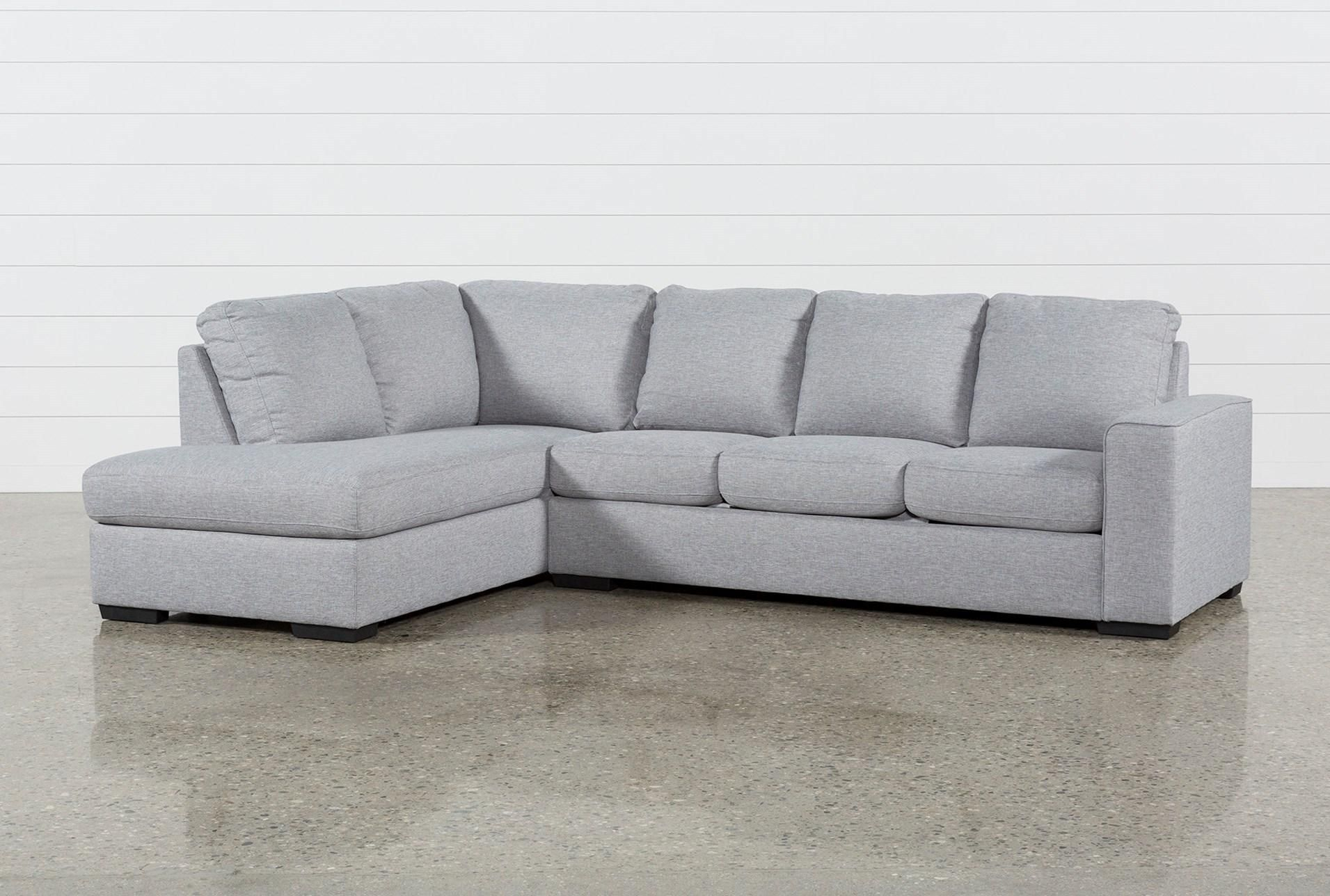 Lucy Grey 2 Piece Sectional W/laf Chaise In 2018 | Condo | Pinterest With Regard To Lucy Grey Sofa Chairs (View 2 of 25)
