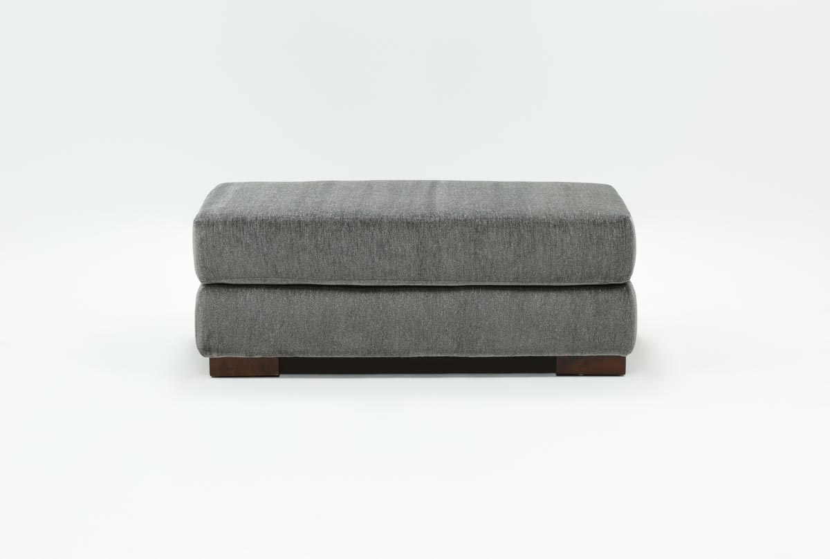 Maddox Ottoman | Living Spaces Intended For Maddox Oversized Sofa Chairs (View 10 of 25)