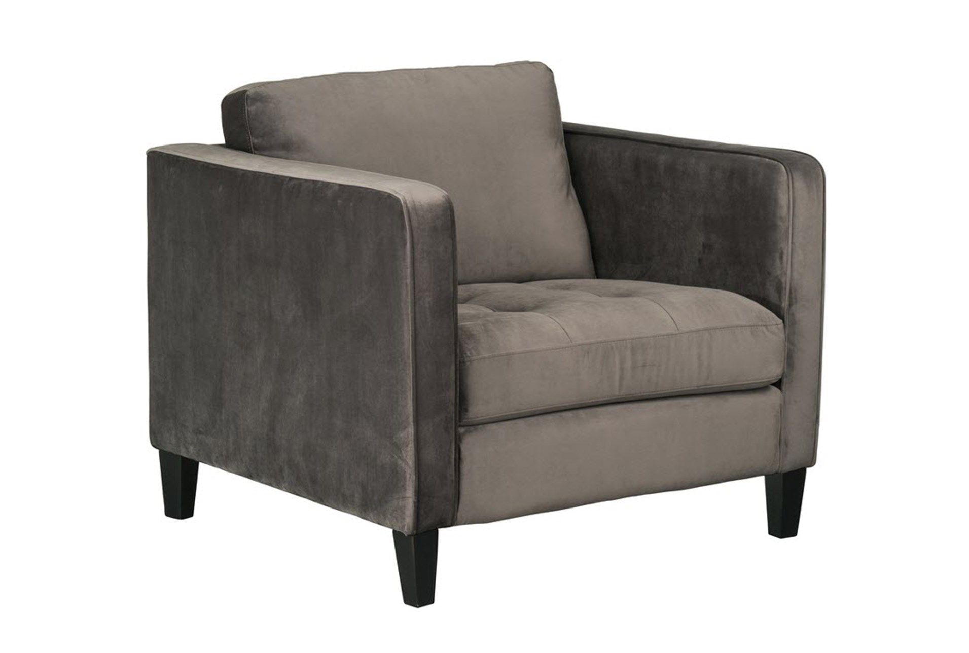 Magnolia Home Dapper Fog Chair | Our New Home 2018 | Magnolia Homes With Regard To Magnolia Home Ravel Linen Sofa Chairs (Image 11 of 25)
