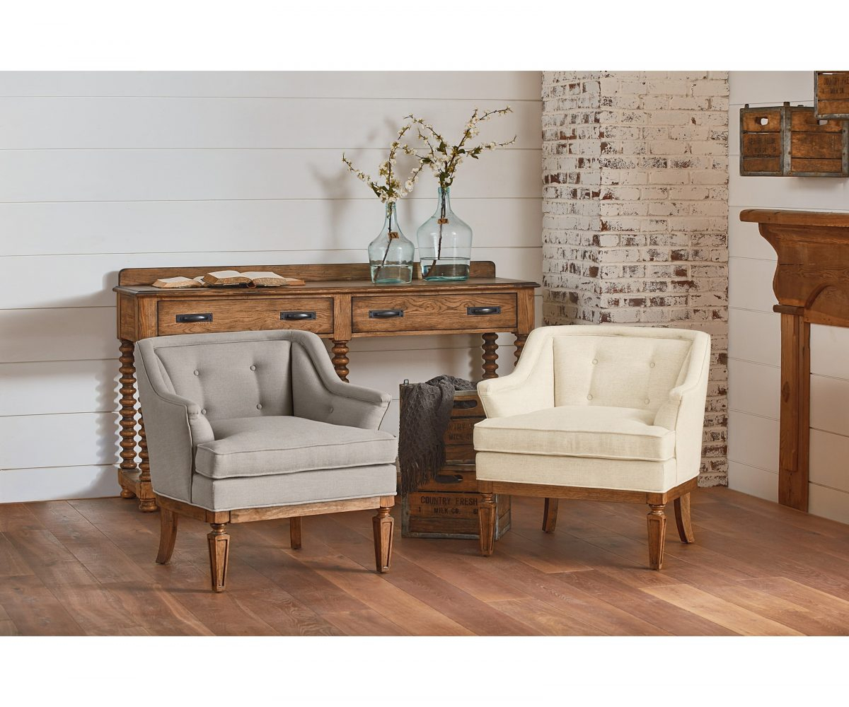 Magnolia Homejoanna Gaines Heritage Sofa – Oukas Pertaining To Magnolia Home Paradigm Sofa Chairs By Joanna Gaines (View 23 of 25)