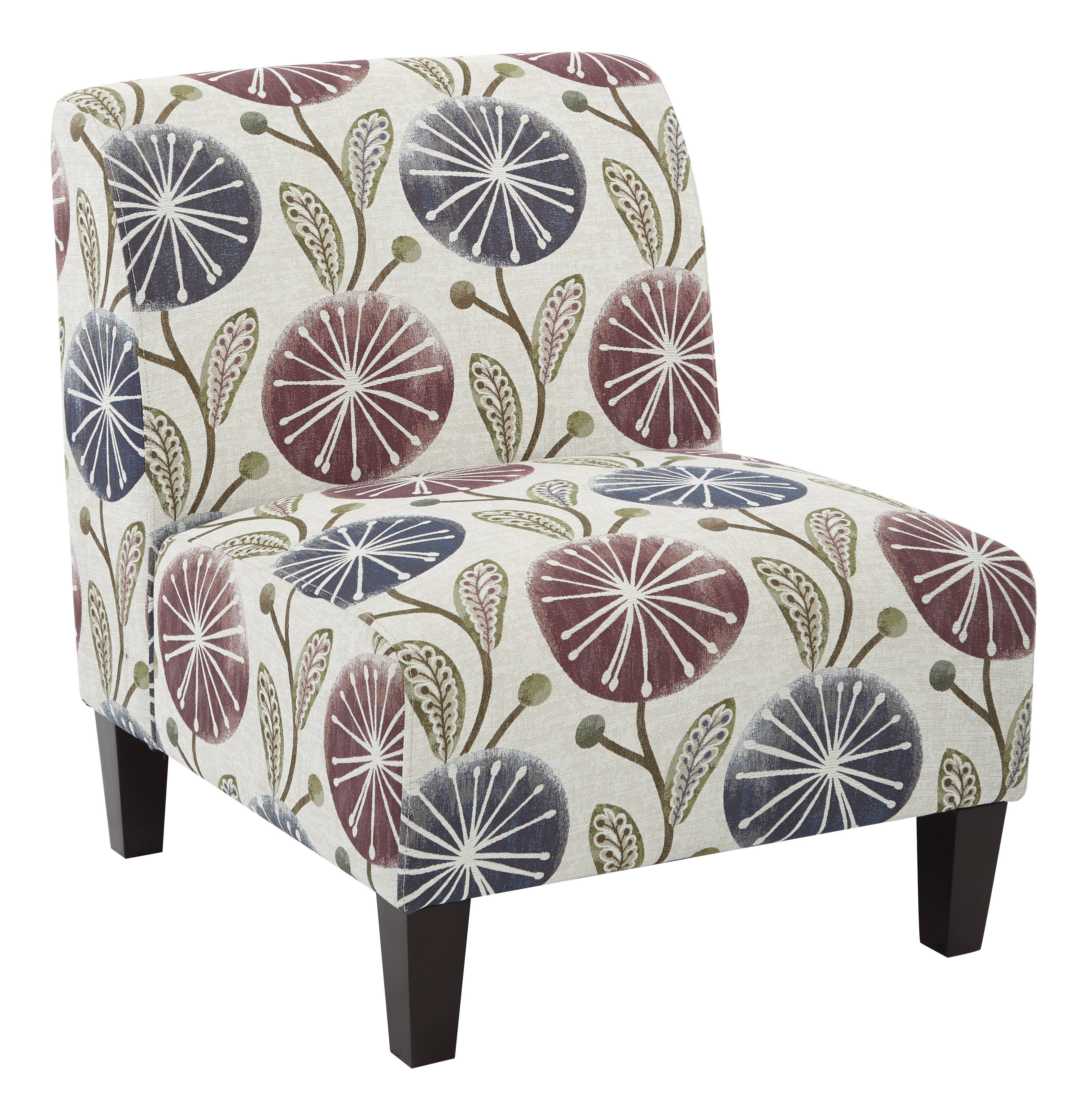 Magnolia Slipper Chair Intended For Magnolia Home Ravel Linen Sofa Chairs (Image 20 of 25)