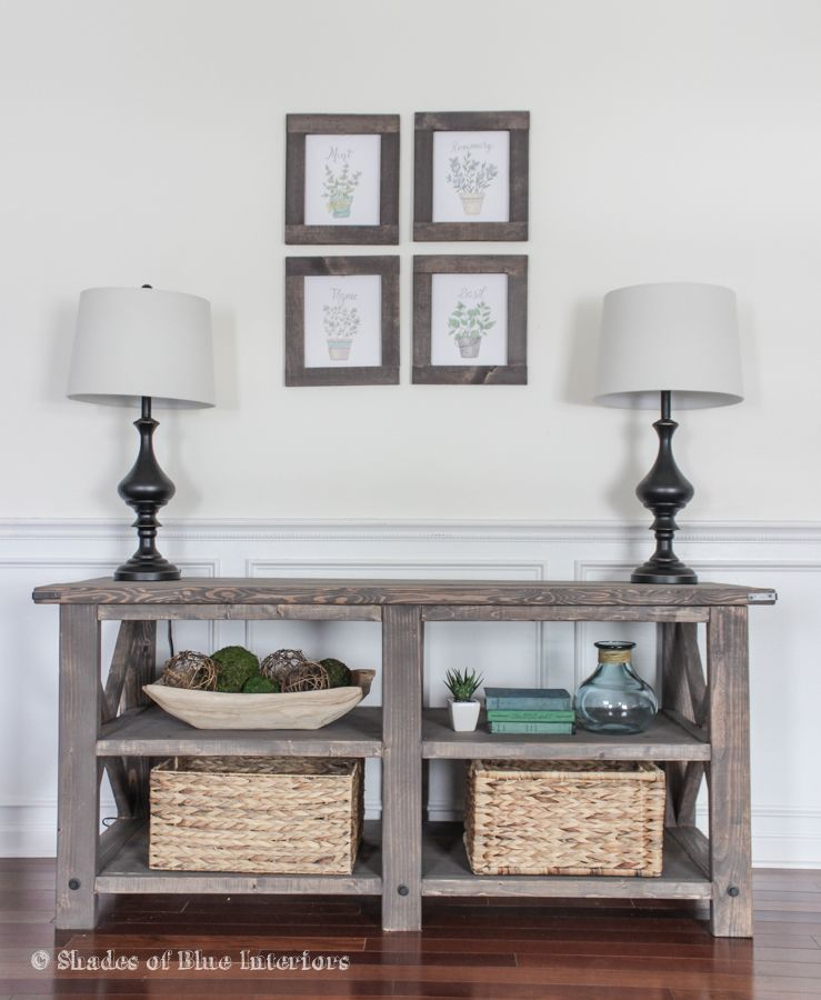 Makeover Monday: X Media Console (Image 15 of 25)