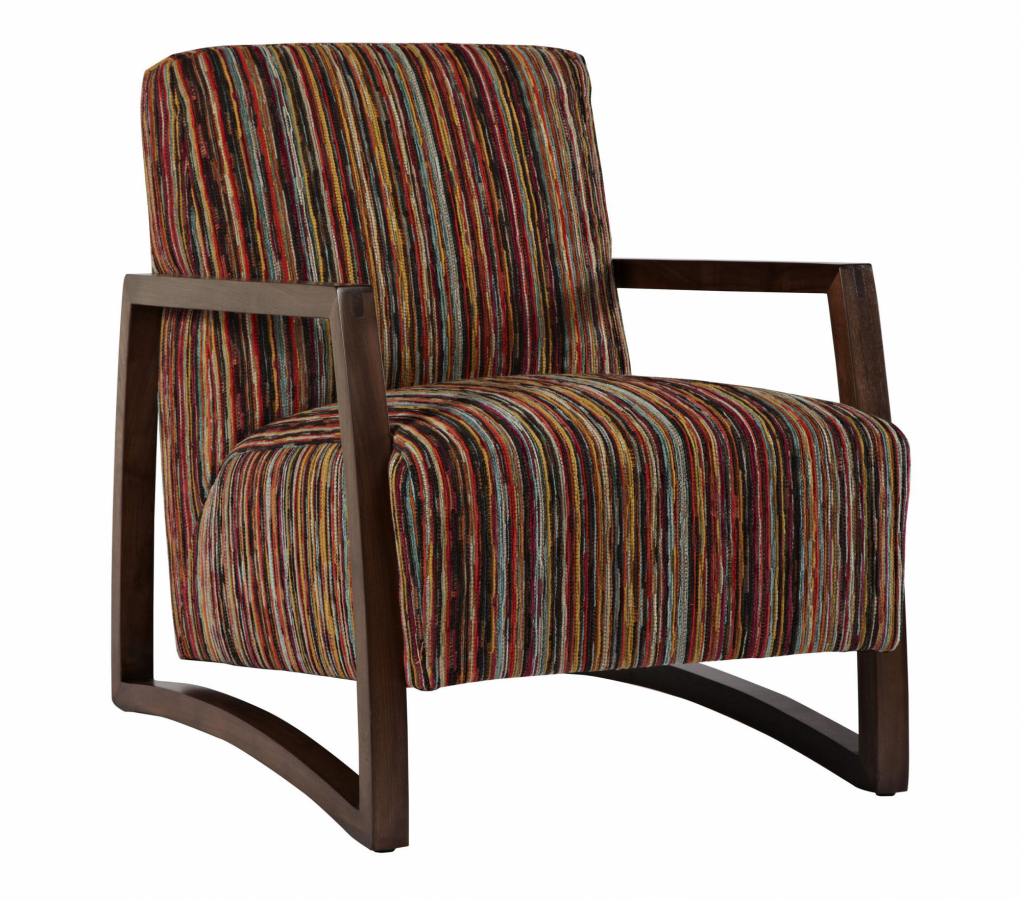 Mansfield Wood Chair | Jonathan Louis For Mansfield Beige Linen Sofa Chairs (Image 18 of 25)