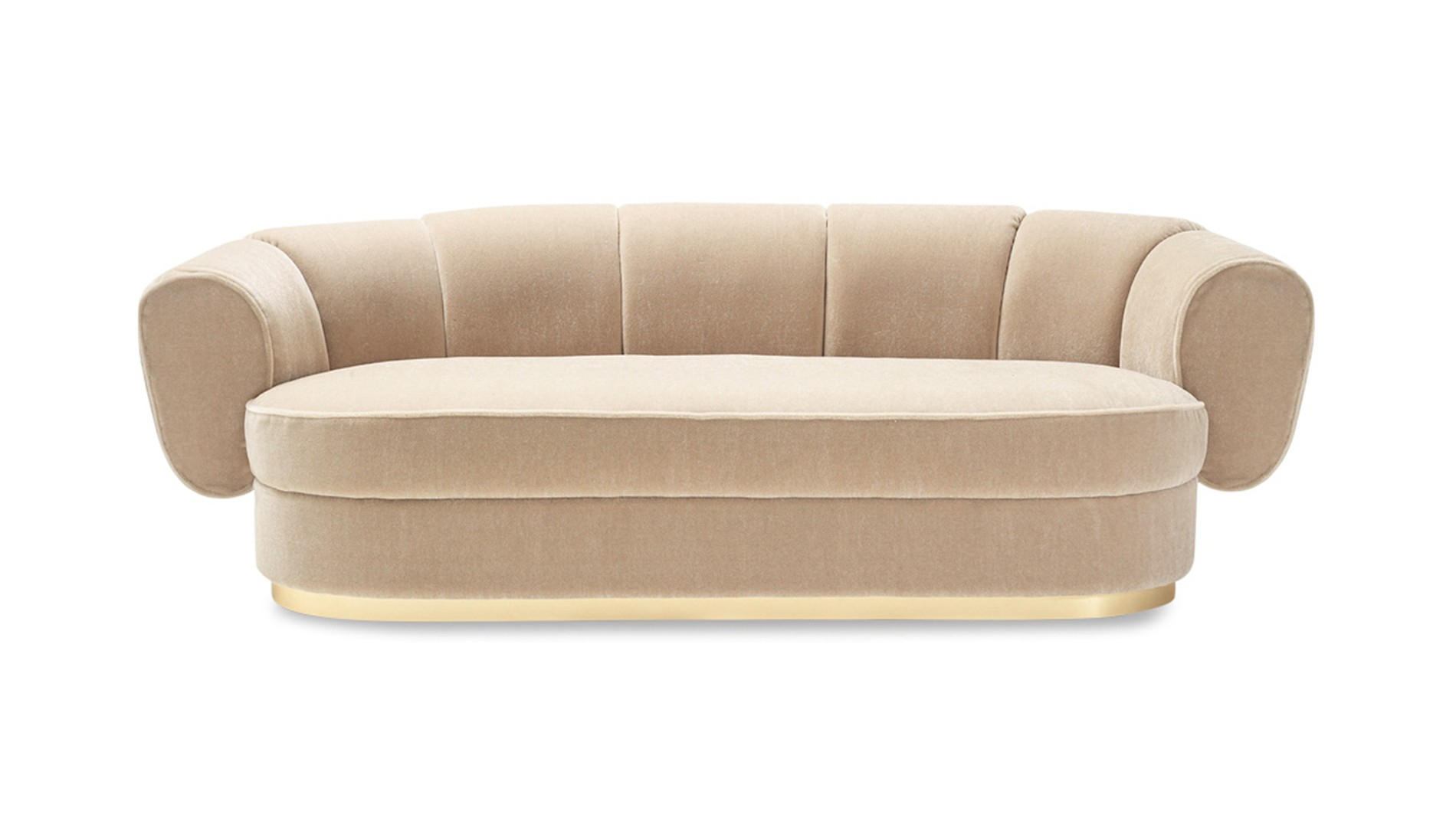 Marioni – Grace Sofa – Buy Online At Luxdeco Intended For Grace Sofa Chairs (View 8 of 25)
