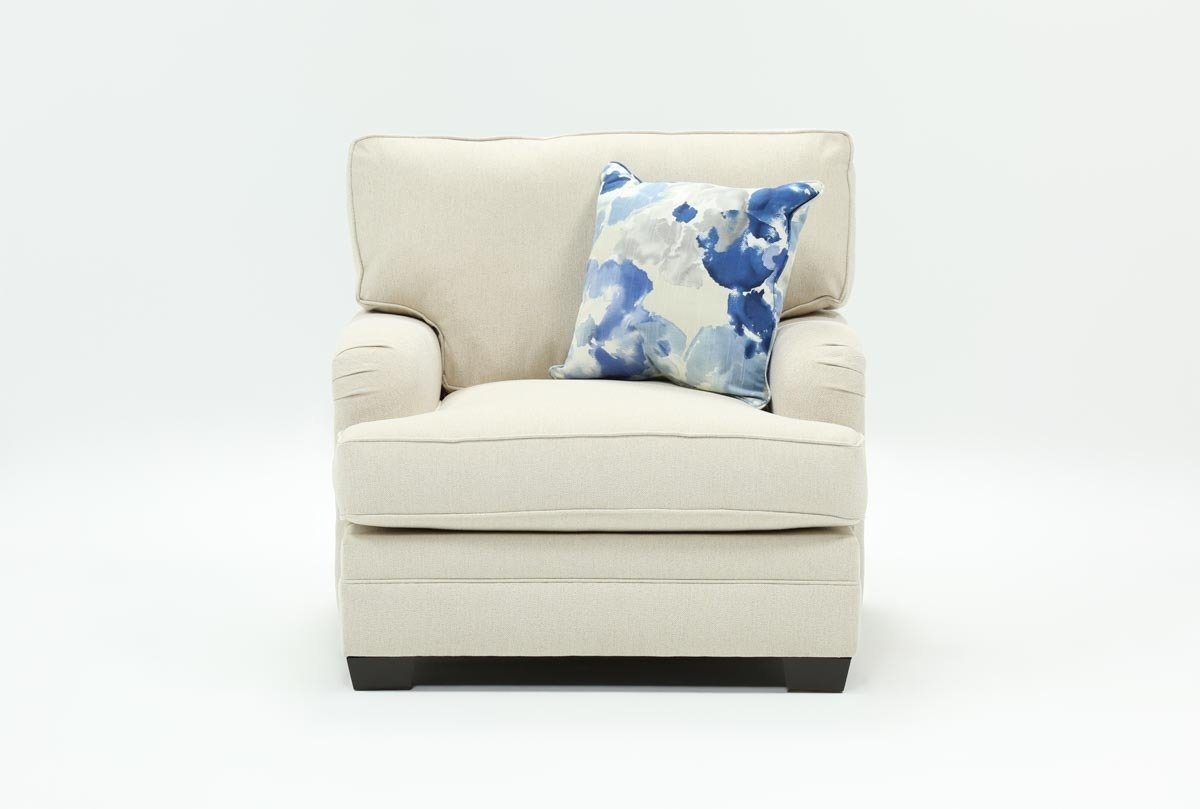 Marissa Chair | Living Spaces With Regard To Marissa Sofa Chairs (Image 10 of 25)