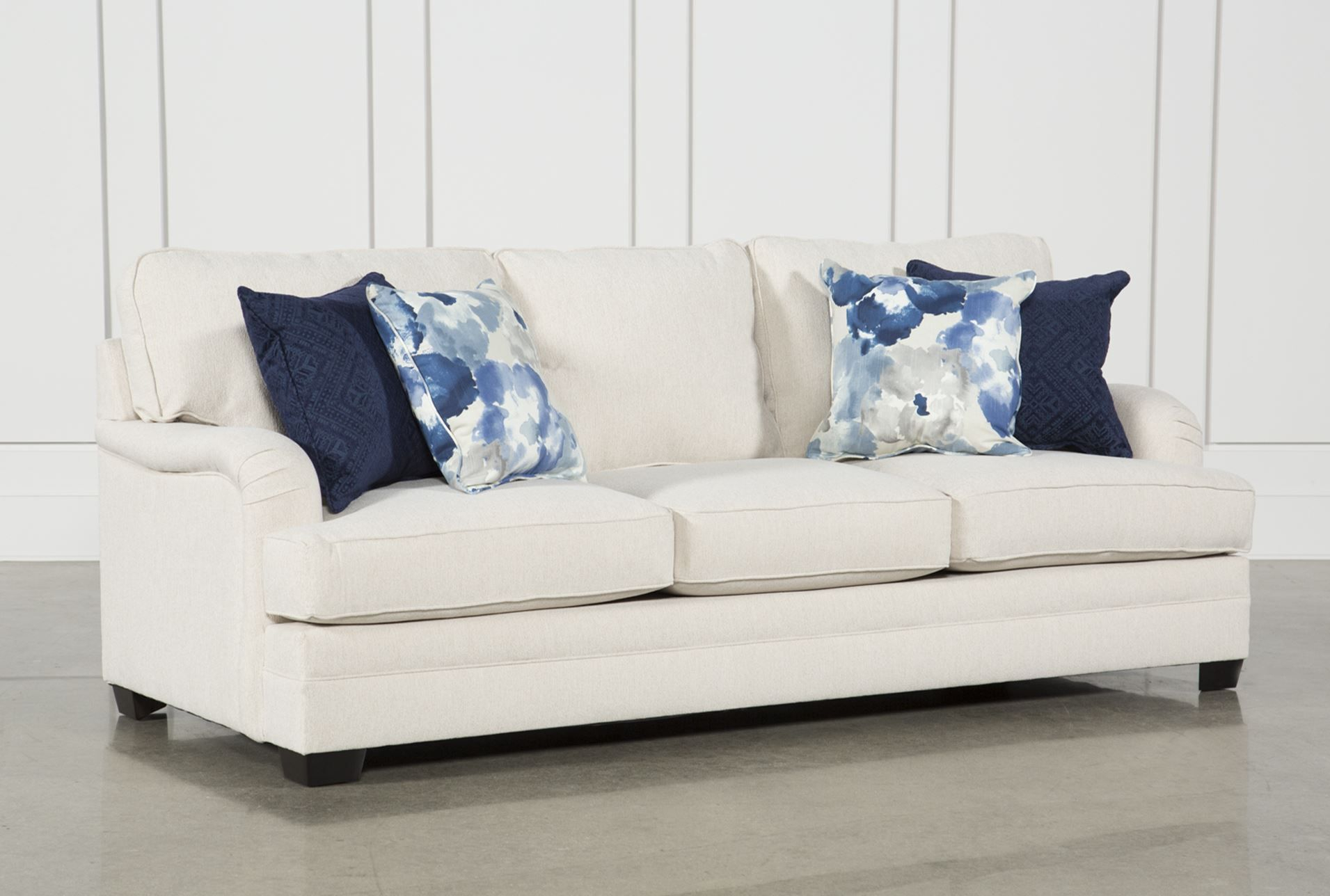 Marissa Sofa | Cherf | Pinterest | Sofa, Living Room And House With Regard To Quinn Teak Sofa Chairs (Image 7 of 25)