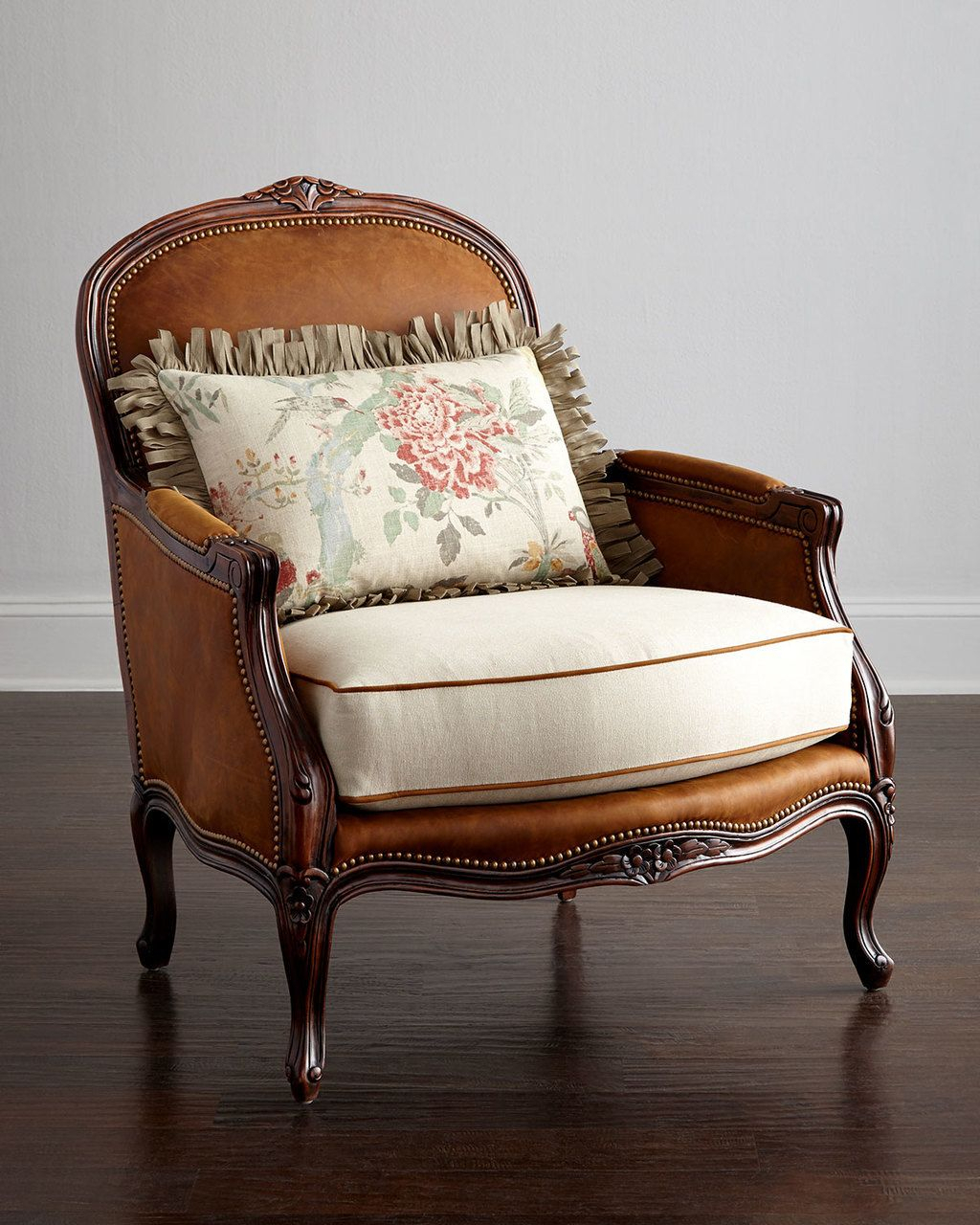 Massoud Cosette Chair $2750 Free Shipping Or Pick Up – Compare In Cosette Leather Sofa Chairs (Image 21 of 25)