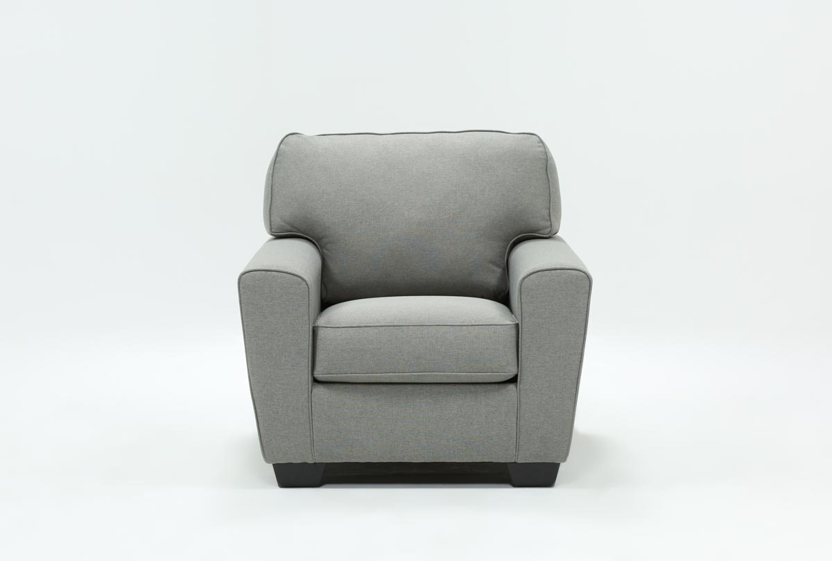 Mcdade Ash Chair | Living Spaces In Mcdade Ash Sofa Chairs (Image 18 of 25)
